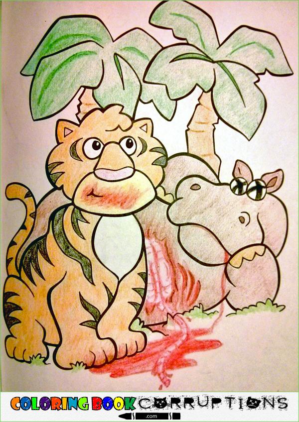 Tiger&Hippo