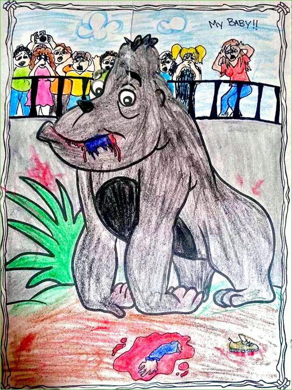 Gorilla - Sabz