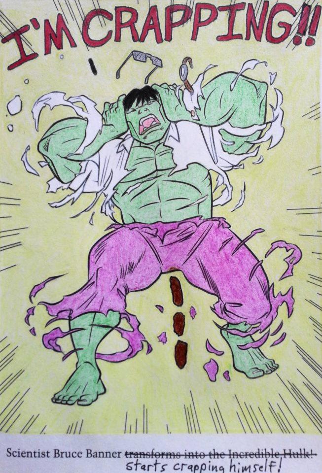 Hulk - Vince Kramer
