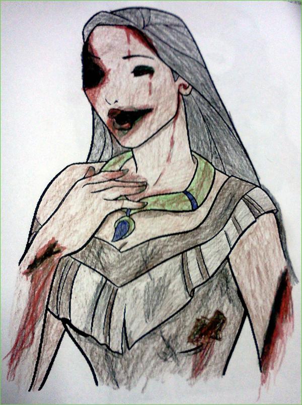 Pocahontas - Harley Dren