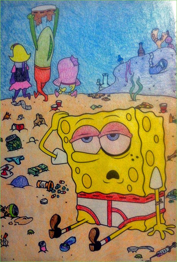 Spongebob - iMeow2015