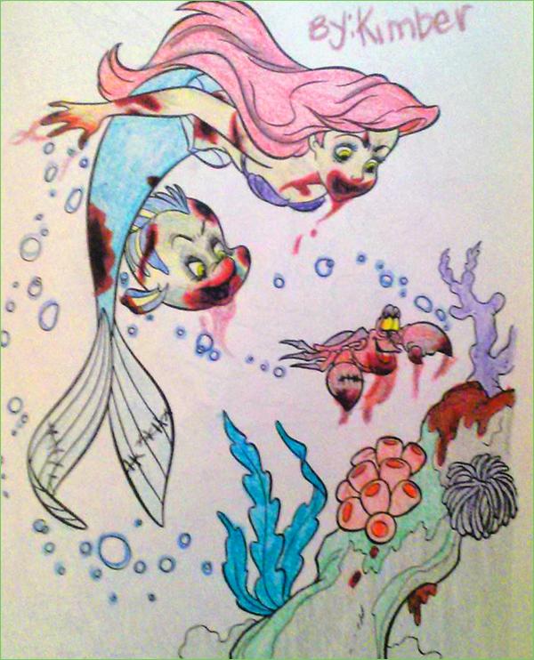 Ariel - Kimber Whitmore
