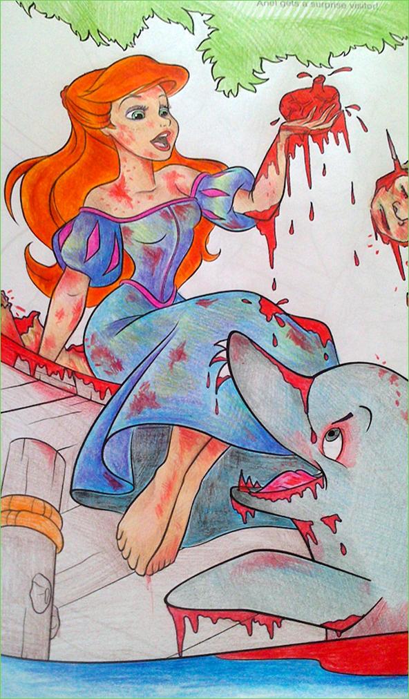 Ariel - ladymarie