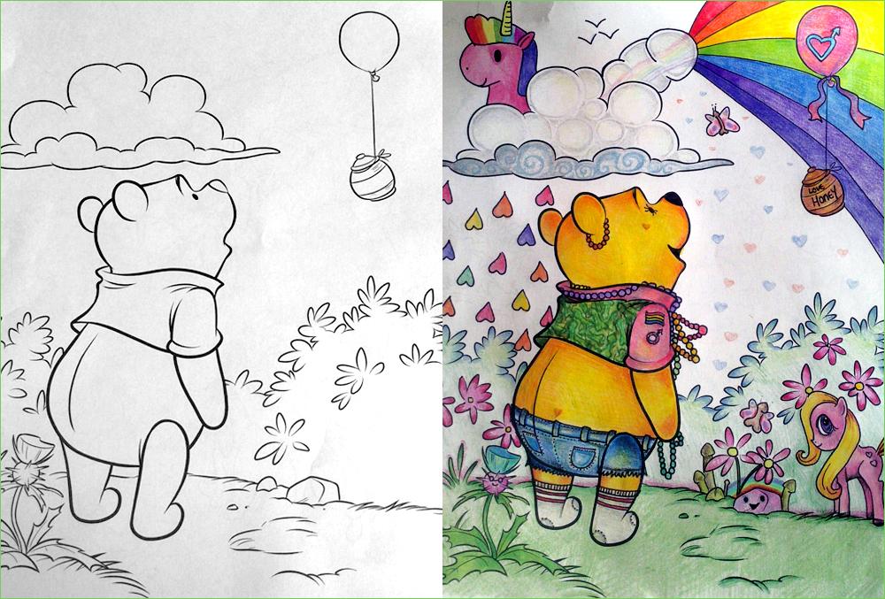 Pooh - ladymarie