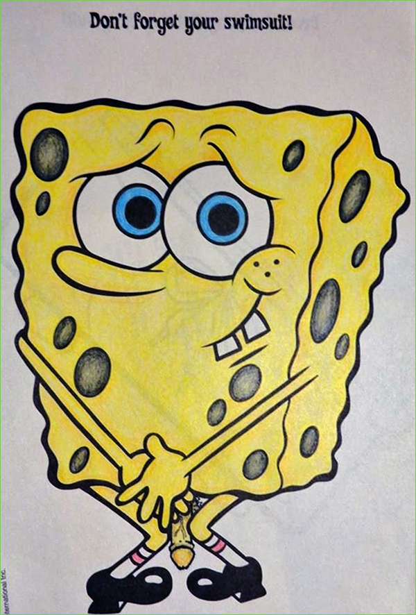 Spongebob - danbag213