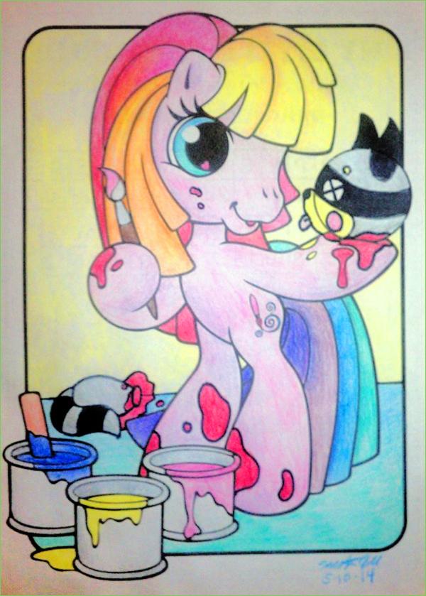pony - Miku Meowstic Candi Izayoi