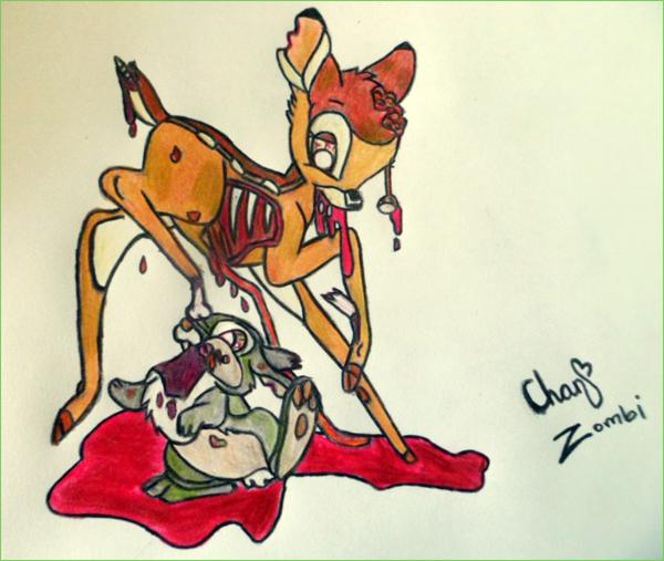 Bambi - chana