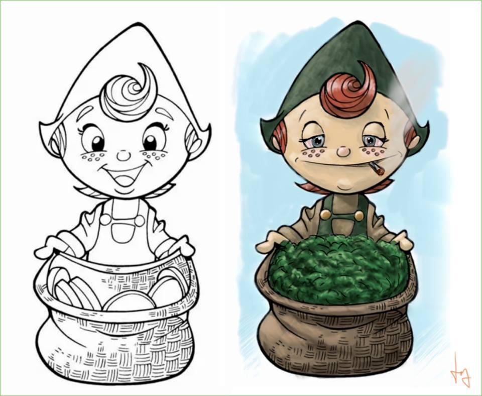 Elf - Darius Rakoczy