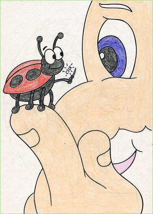 Ladybug - King of Crayons