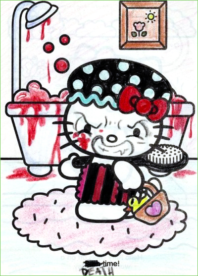 Tub - Hello Kitty Hell
