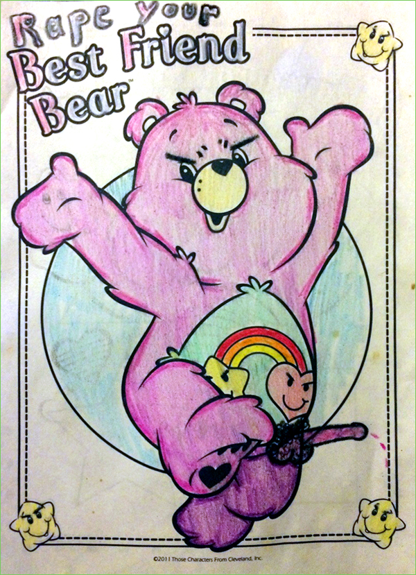 Care Bear - art_is_dumb