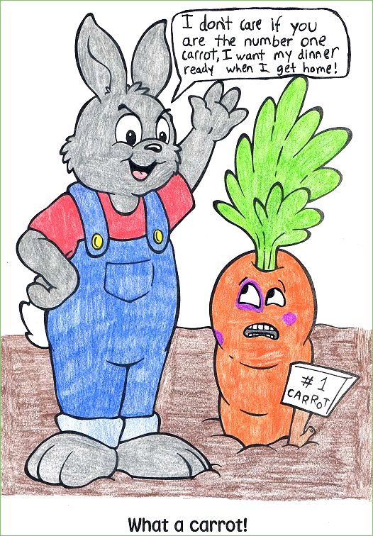 Carrot - King of Crayons