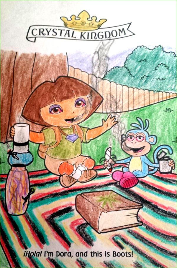 Dora - Lainycat