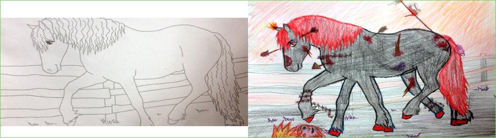 Horse - CΘΘkiedΘugh12