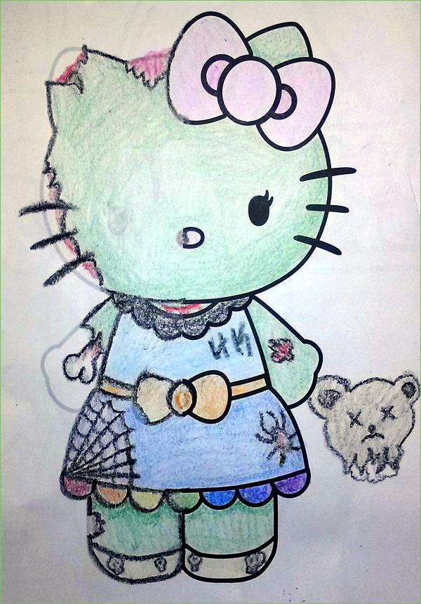 Kitty - patrick-a-star