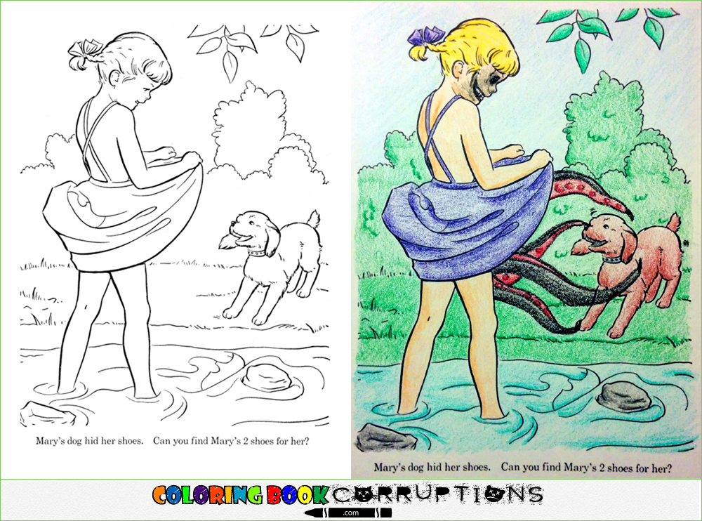 FML 24 Times Adults Turned Innocent Childrens Coloring Books Into