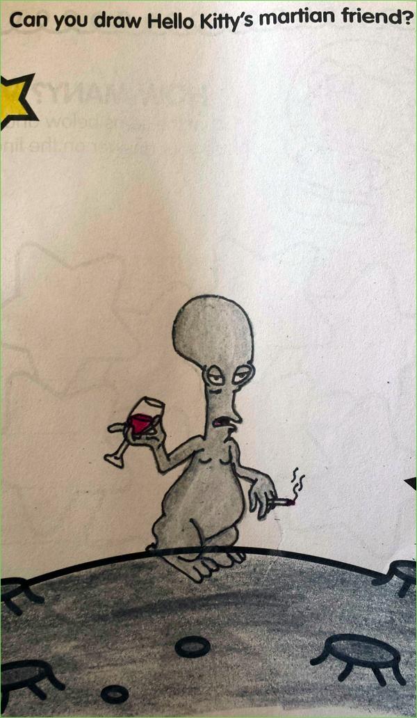 Martian - jrredwing