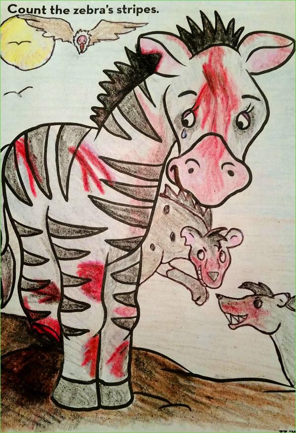 Zebra - Skipfox23