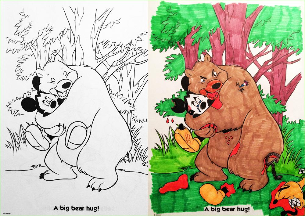 Bear Hug - Kschub16