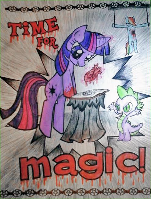 Magic - Gilliam