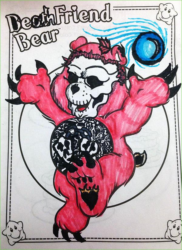 DeathBear - Tyler Hansen