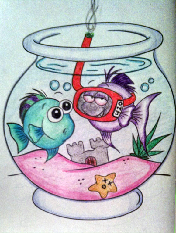 Fish - smileydude0