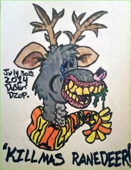 Ranedeer - Dustin Dzop Frakes