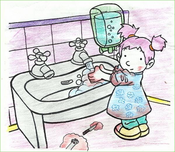 Washing - godzilla88