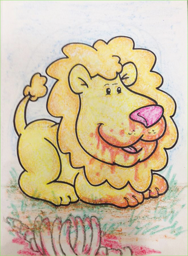 Lion - spanxxxy