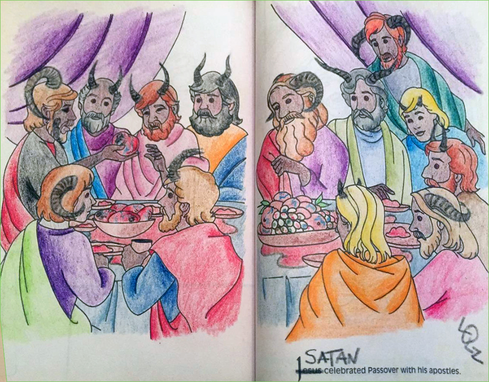 Apostles - Lolzebracakes