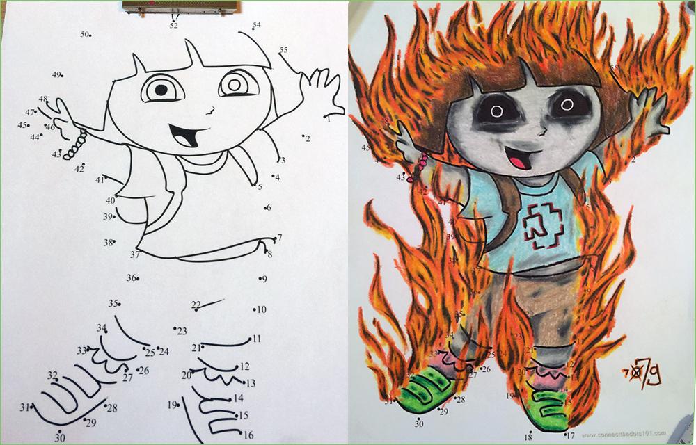 Dora - azogburzum