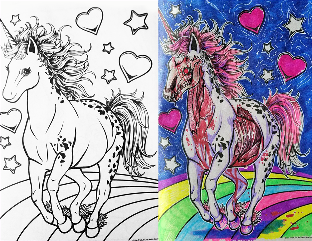 What Do You Think Of These Hilarious Coloring Books Made By Adults Would Like To Participate In Something Alike Ideas